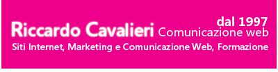 Riccardo Cavalieri – Marketing e Comunicazione Web