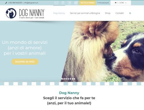 Dog Nanny – Educatore cani e Dog Sitter – Bologna